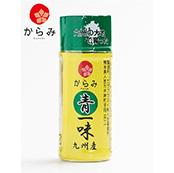 からみ 九州青一味とうがらし 12g(瓶入り)